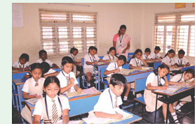 class rooms in ips