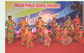 dance at ips school