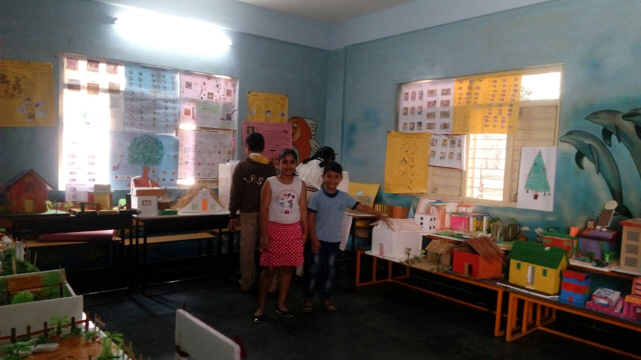 art and craft in ips schhol